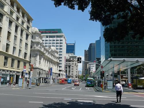 Auckland, Queen Street P1210421