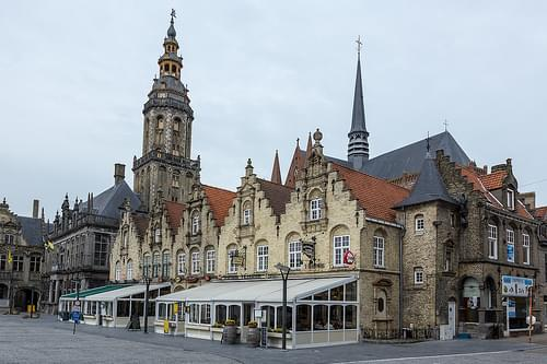 Historic Center, Veurne
