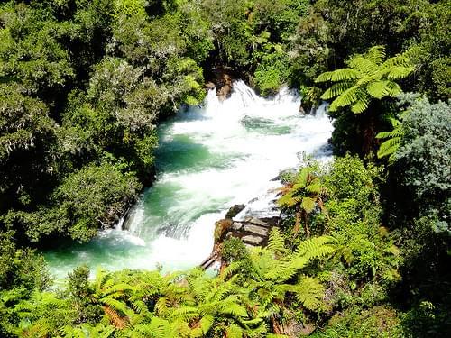 Dx Okere Falls