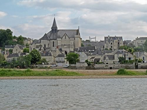 Church of Notre Dame de Nantilly, Saumur