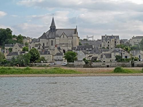 Kayak sur la Loire, de Chaumont à Saumur.