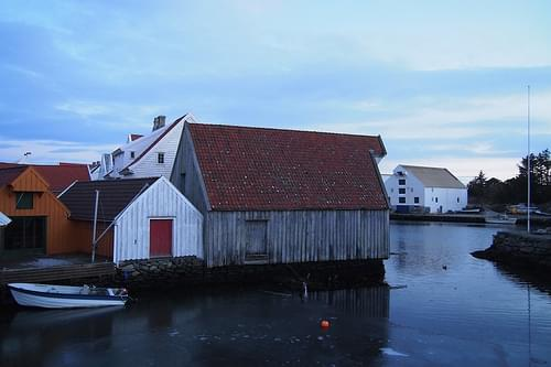 Historic Center, Avaldsnes