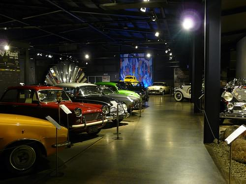 World of WearableArt and Classic Car Museum, Nelson