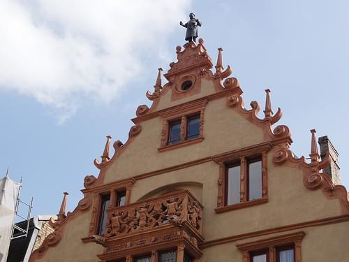 House of the Heads, Colmar