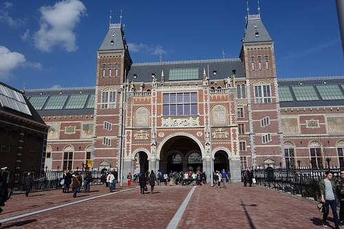 Rijksmuseum, Amsterdam