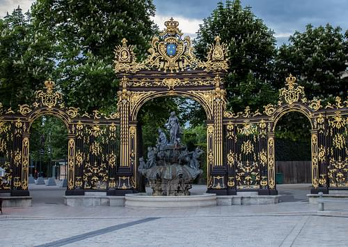 La Place Stanislas, Nancy