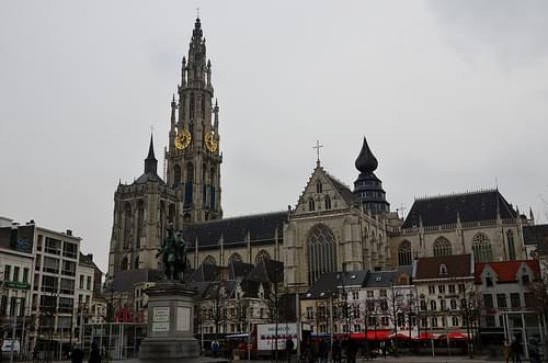 Cathedral, Antwerp