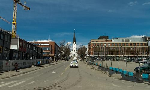 Historic Center, Hamar