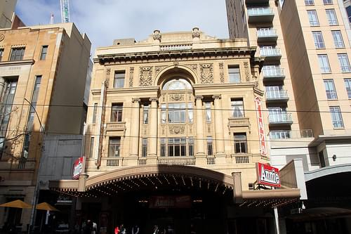 The Regent Theater, Melbourne