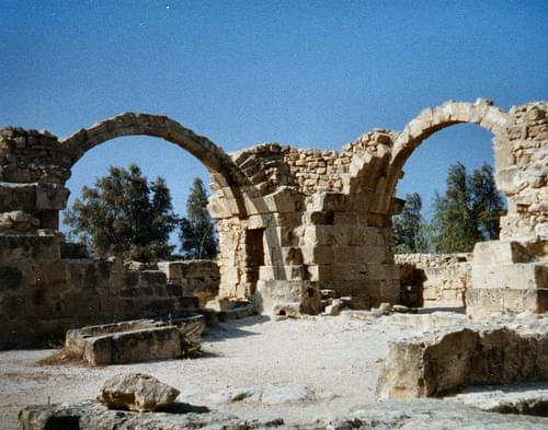 Paphos, Cyprus.