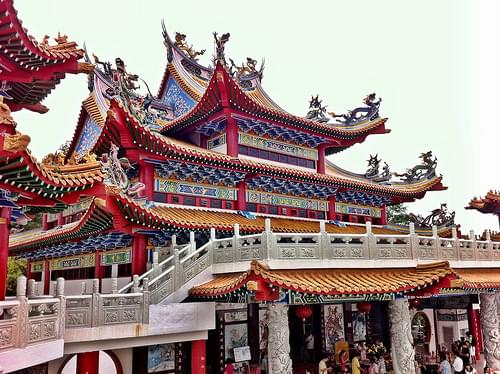 Thean Hou Temple (天后宮), Kuala Lumpur