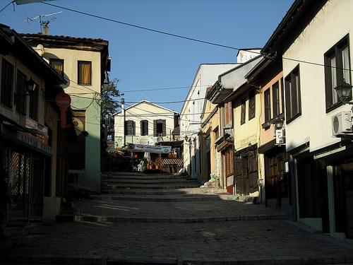 Skopska Čaršija - Skopje Bazaar
