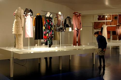 MoMu Fashion Museum, Antwerp
