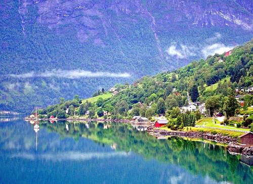 Olden Fjord