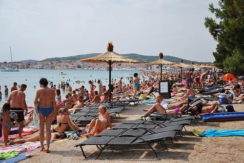 Vodice. Croatia