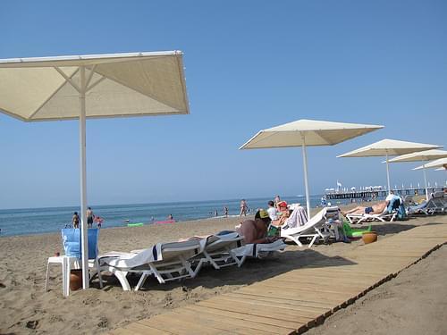 Sentido Zeynep beach