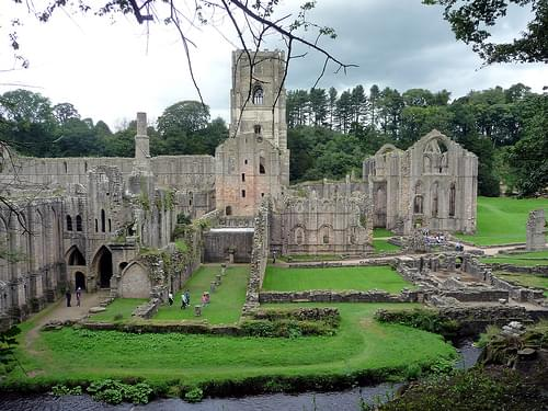 Fountains Abbey 066