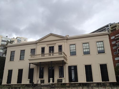 114 - Elizabeth Bay House