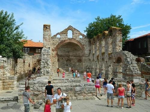Church of St. John Aliturgetos, Nesebar