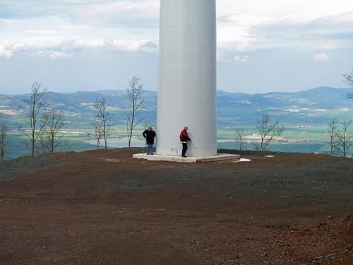Parco eolico di Vitalba - Chianni (PI)