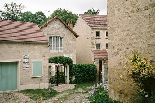 House-Workshop of Daubigny, Auvers sur Oise