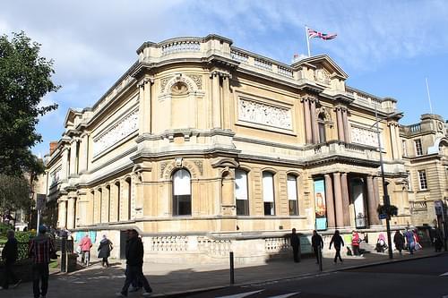Wolverhampton Art Gallery_Wolverhampton_Sep12
