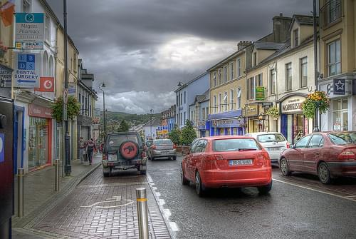 Historic Center, Letterkenny