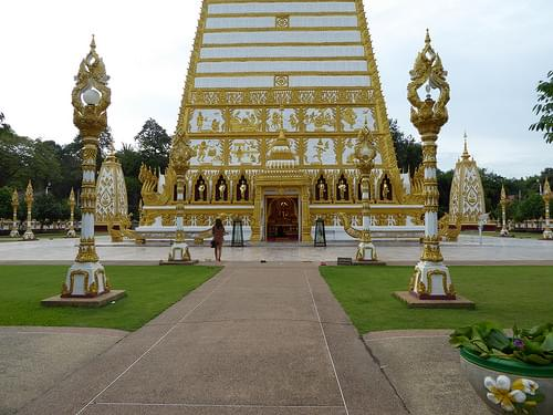 Ubon Ratchathani- Wat Nong Bua 2