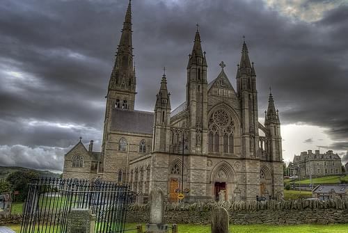 Cathedral of St. Eunan and St. Columba, Letterkenny