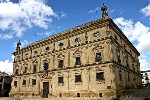 Town hall (Palace of the Chains) / Ayuntamiento (Palacio de las Cadenas), Úbeda