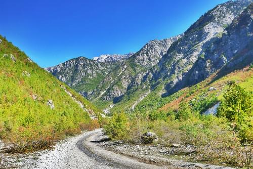 Theth National Park, Albania