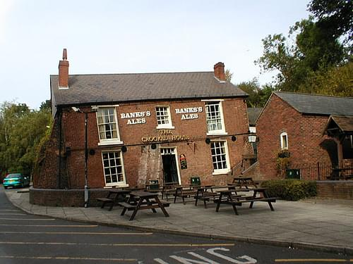 The Crooked House at Himley