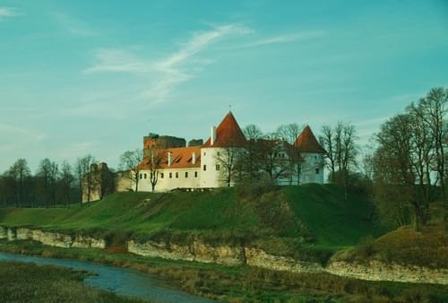 Bauskas Pils, Latvija