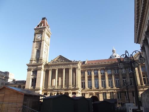 Chamberlain Square - Birmingham Museum & Art Gallery