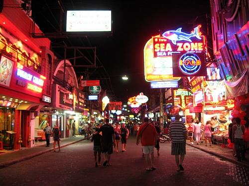 Pattaya Walking Street 3, Pattaya