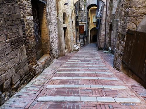 Historic Center, Perugia