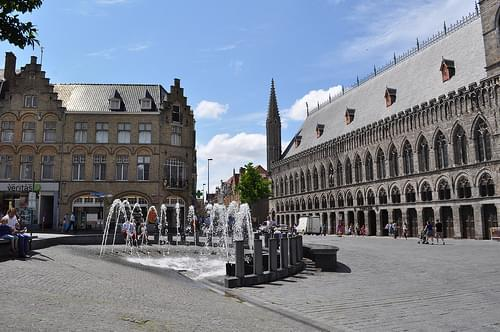 Cloth Halls, Ypres