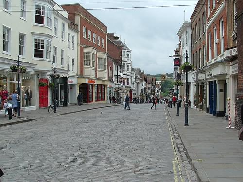 Historic Center, Guildford