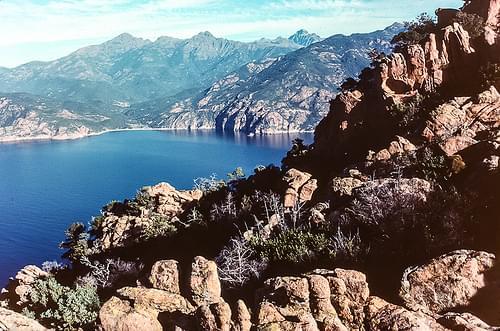 Calanche de Piana, Corse-du-Sud