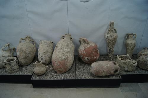 Anamur/Anemurion Museum, Mersin Province, Cilicia