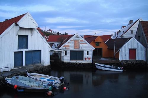 Skudeneshavn, Karmøy