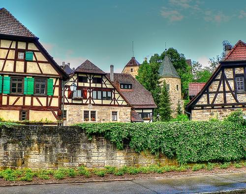 Schloss und Kloster Bebenhausen, Wirtschaftsgebäude