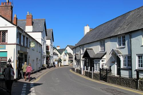 Historic Center, Porlock