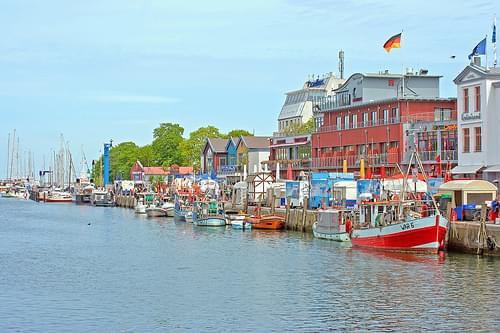 Rostock Warnemünde, der Altestrom, IMG_5586_b-1