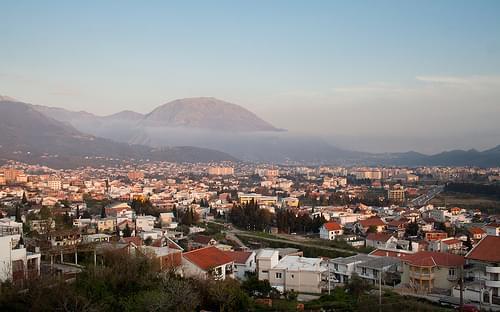 Bar, Montenegro