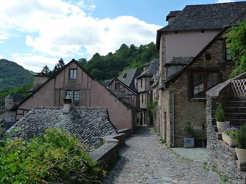 Town Center, Conques