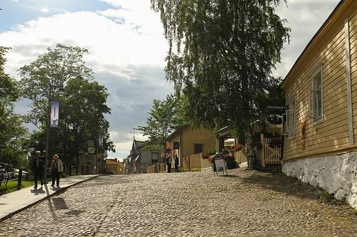 Historic Center, Savonlinna