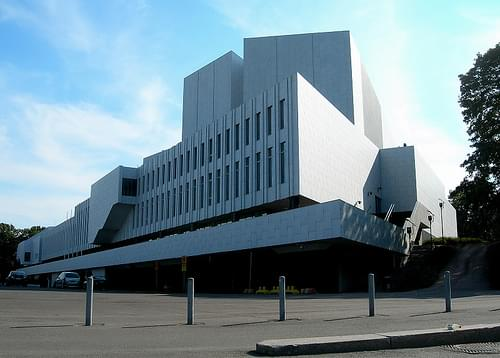 Finlandia Hall, Helsinki