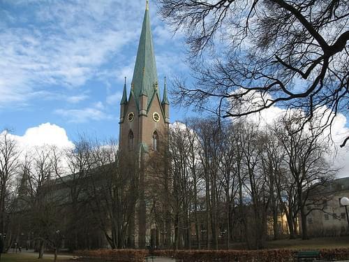 St Lars Kyrkan