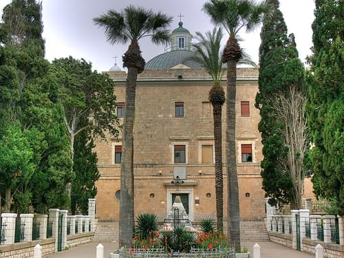 Carmelite Monastery ,Stella Maris , Haifa